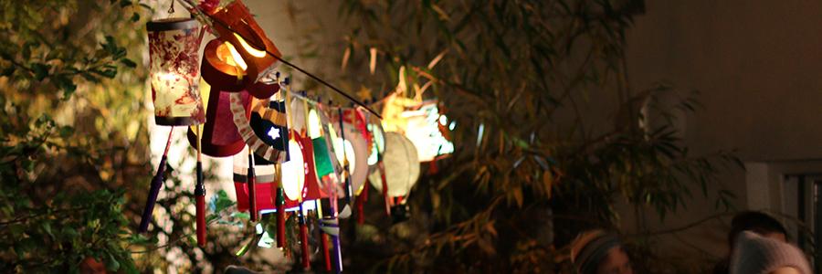Lichterfest der Krippe Kunterbunt e.V. Nürnberg